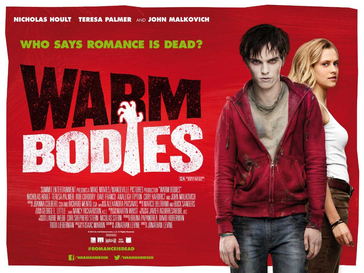 2019 year for girls- Bodies warm movie poster