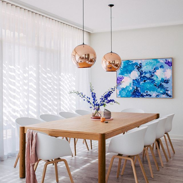 Dream dining room images this year || Get into in one of the finest pieces in your home and follow the newest designs in the web || #trends #luxuryhouses #luxuryhouse || Visit to see more: http://homeinspirationideas.net/category/room-inspiration-ideas/dining-room/
