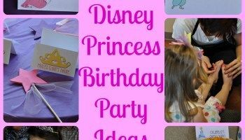 Photo of Your little princess will have a ball at a Disney princess birthday party of her…