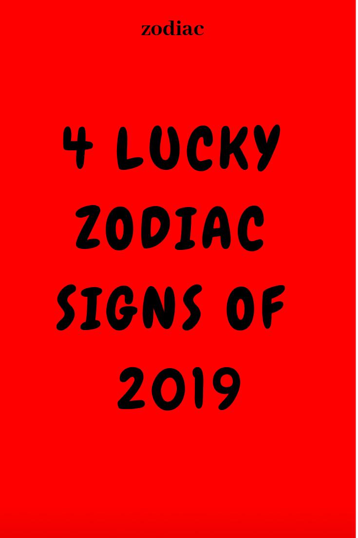 4 Lucky Zodiac Signs Of 2019 – Explore Catalog | Gemini | Zodiac
