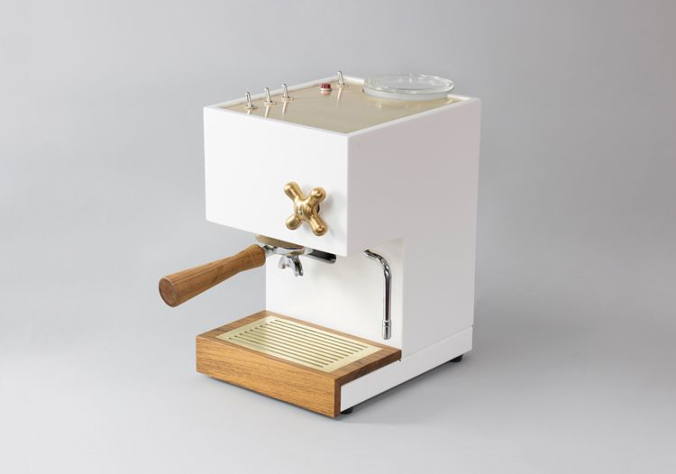 Anza espresso machine by studio montaag espresso machine
