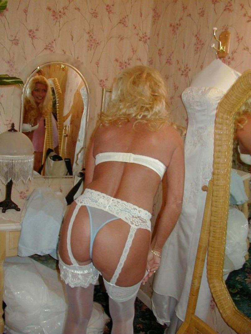 fucked getting Amateur brides
