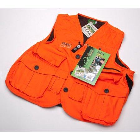 Large 65702 Hunting Vests Blaze Orange Primos Gunhunters Vest