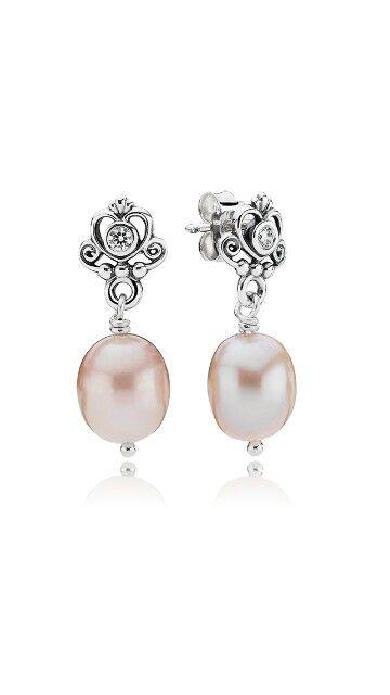 pandora perla rosa