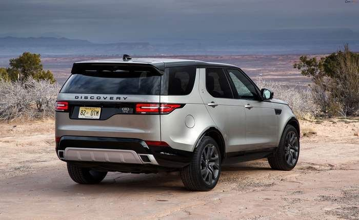 7 Seater Vehicles >> Land Rover Discovery 7 Seater Vehicles Cars Land Rover