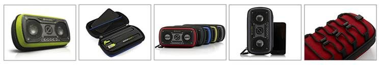 Goal Zero Rock Out 2 A Rugged Portable Speaker Built For Life On The Road Built In Speakers Portable Speaker Goal Zero