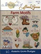 Schema punto croce Farm Motifs 01