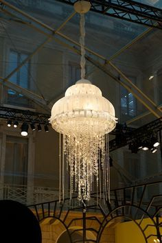 Jellyfish chandelier from versace home collection anbitareusa jellyfish chandelier from versace home collection anbitareusa mozeypictures Choice Image