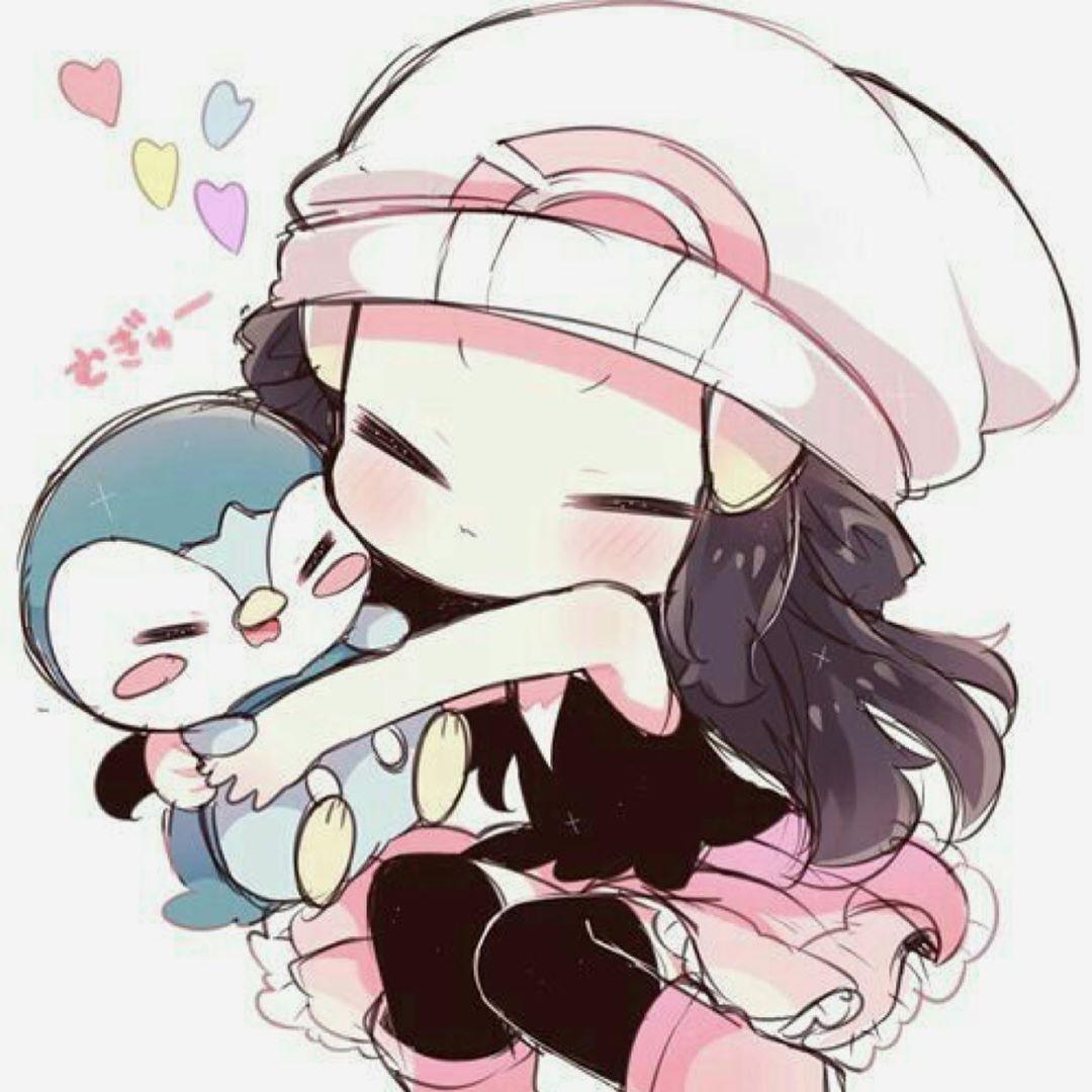 Pokémon Chibi! 🐧 /———/———/———/ 💦 Credit to _____ 🌊Found