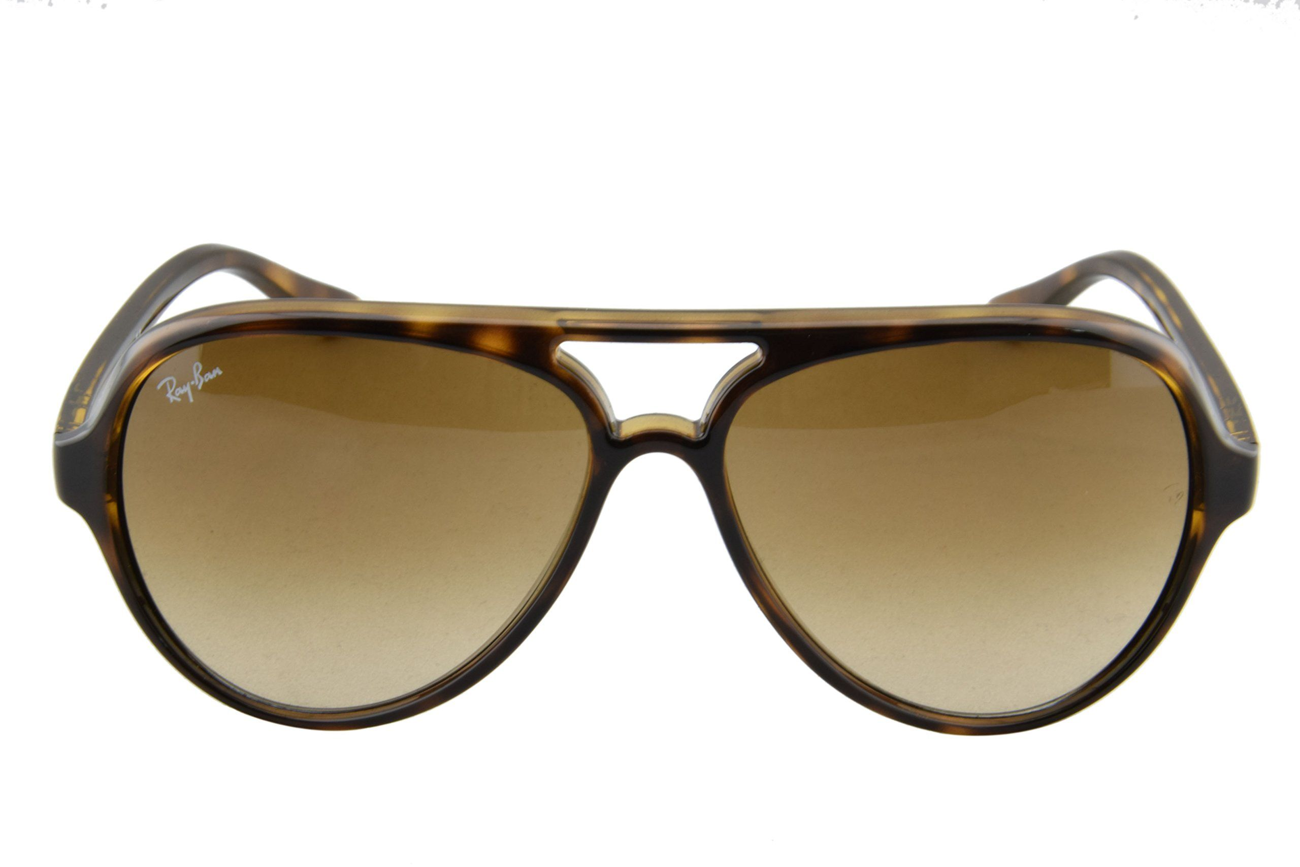 22bc59547b8 Amazon.com  Ray-Ban RB4125 Cats 5000 Sunglasses 59 mm