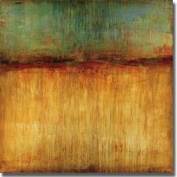 Liz Jardine 'Desert Sunset' Canvas Art | Overstock.com
