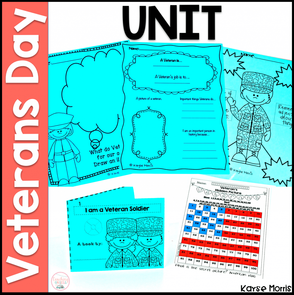Veterans Day Activities With Images