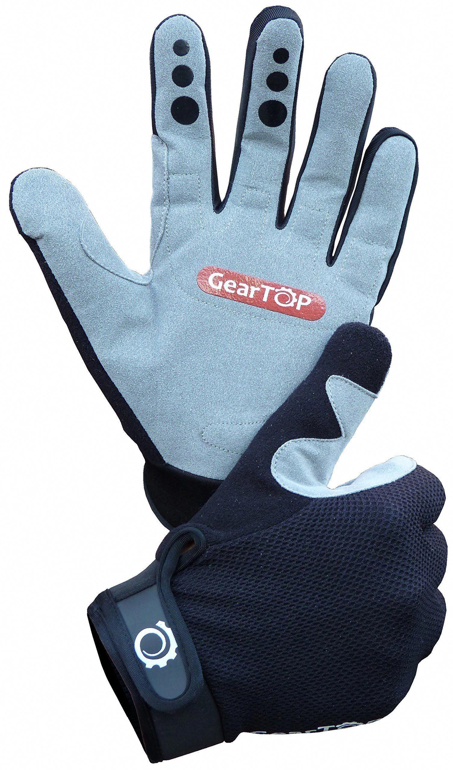 Mountain Biking Gloves Bundle Great For Cycling Performance
