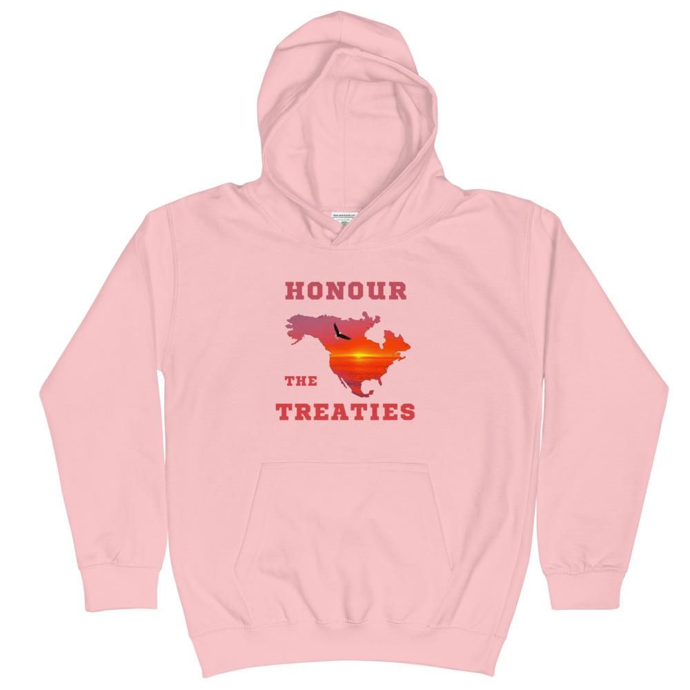 Honour the Treaties - Baby Pink / XS