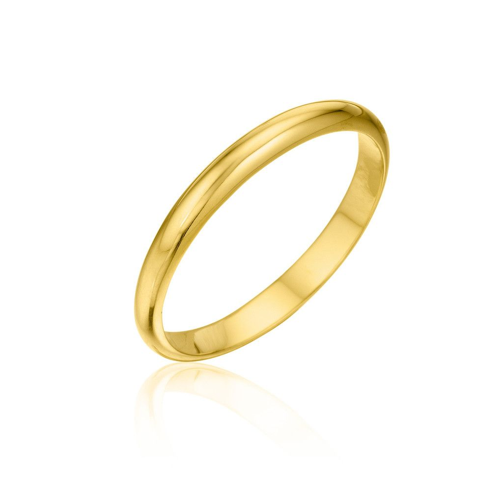 Classic - 2.5mm band | Omi Gold