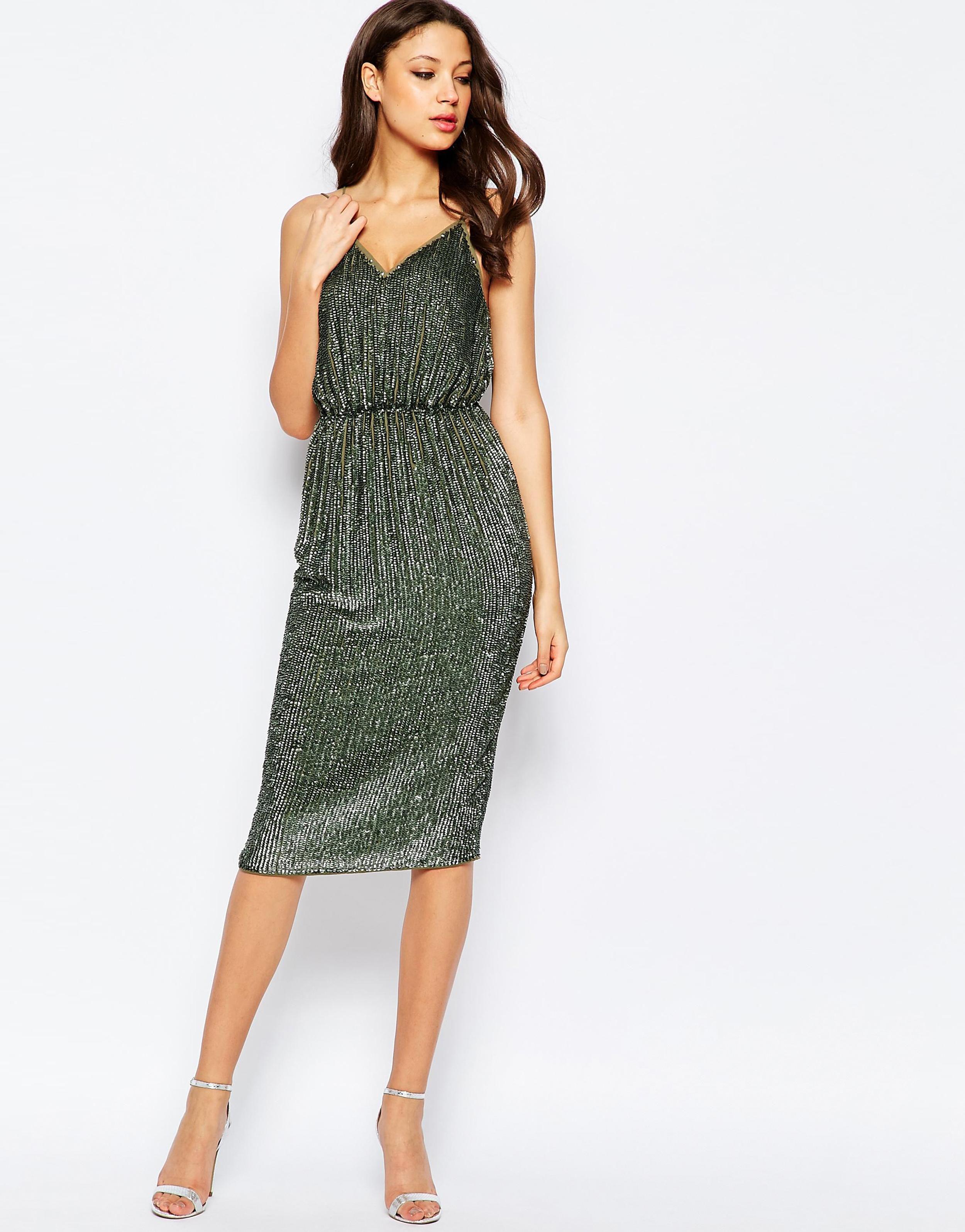 Www Asos Com Asos Tall Embellished Midi Dress With Drape Back Candice Blackburn Product Page Embellished Midi Dress Dresses Maxi Dress Party [ 3190 x 2500 Pixel ]