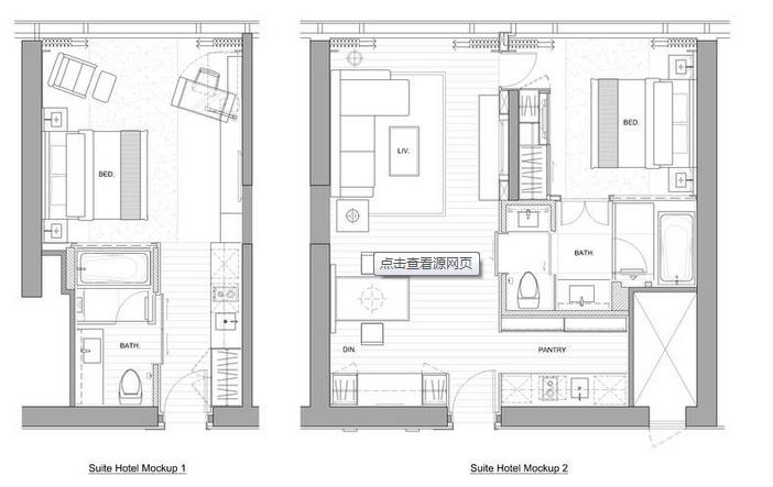 2 D Floor Plan And Presentation Plan