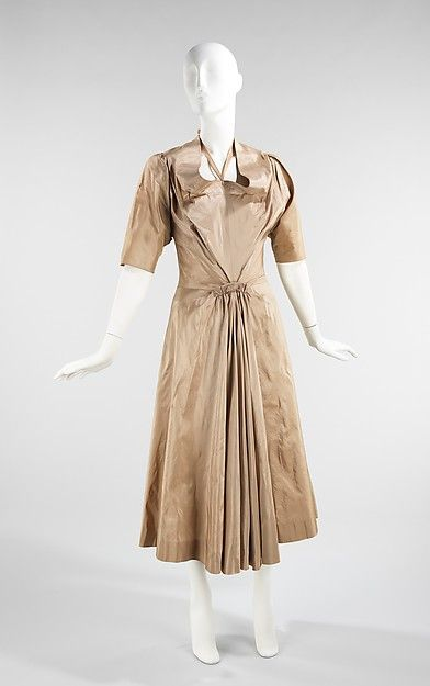 Dinner dressDesigner: Charles James (American, born Great