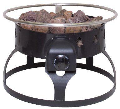 Camp Chef Redwood Portable Propane Fire Pit With 4 Roasting Sticks Black Amazon Com Sports Outdoo Portable Propane Fire Pit Gas Firepit Propane Fire Pit