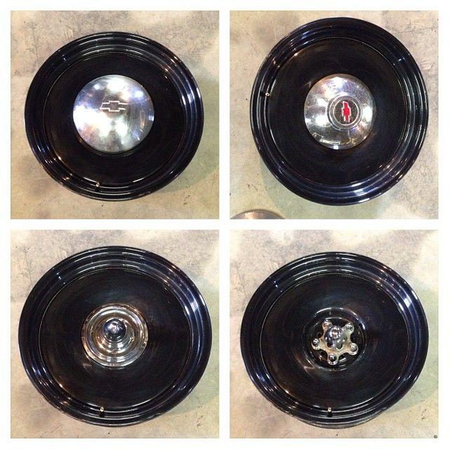 20 Steelies (Detroit Steel Wheels
