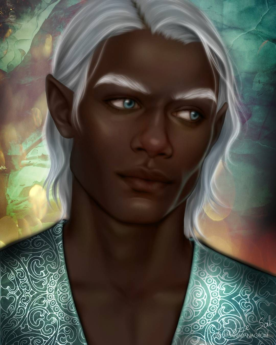 Varian From A Court Of Thorns And Roses Series By Therealsjmaas