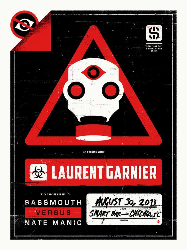 Image of Laurent Garnier