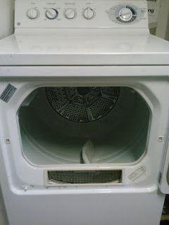 DIY - Dryer belt repair