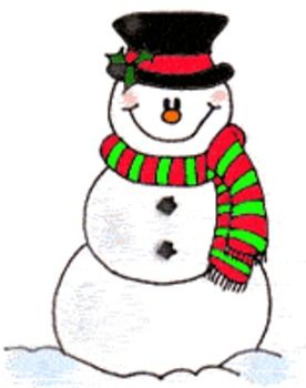 A visual representation of the famous 5 little snowmen song. Feel free to sing along as your students watch as one after another, the snowmen melt ...