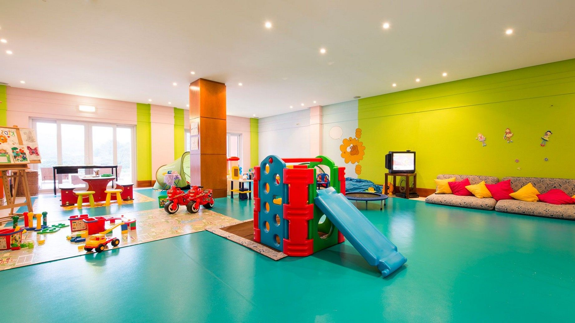 Fun Playroom Ideas Kids Playroom Ideas For The Comfortable And Safe Playtime Kids