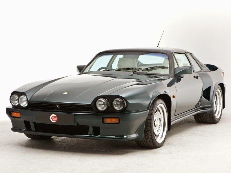 FAB WHEELS DIGEST (F.W.D.): Lister Jaguar XJS Le Mans (1986-94 ...
