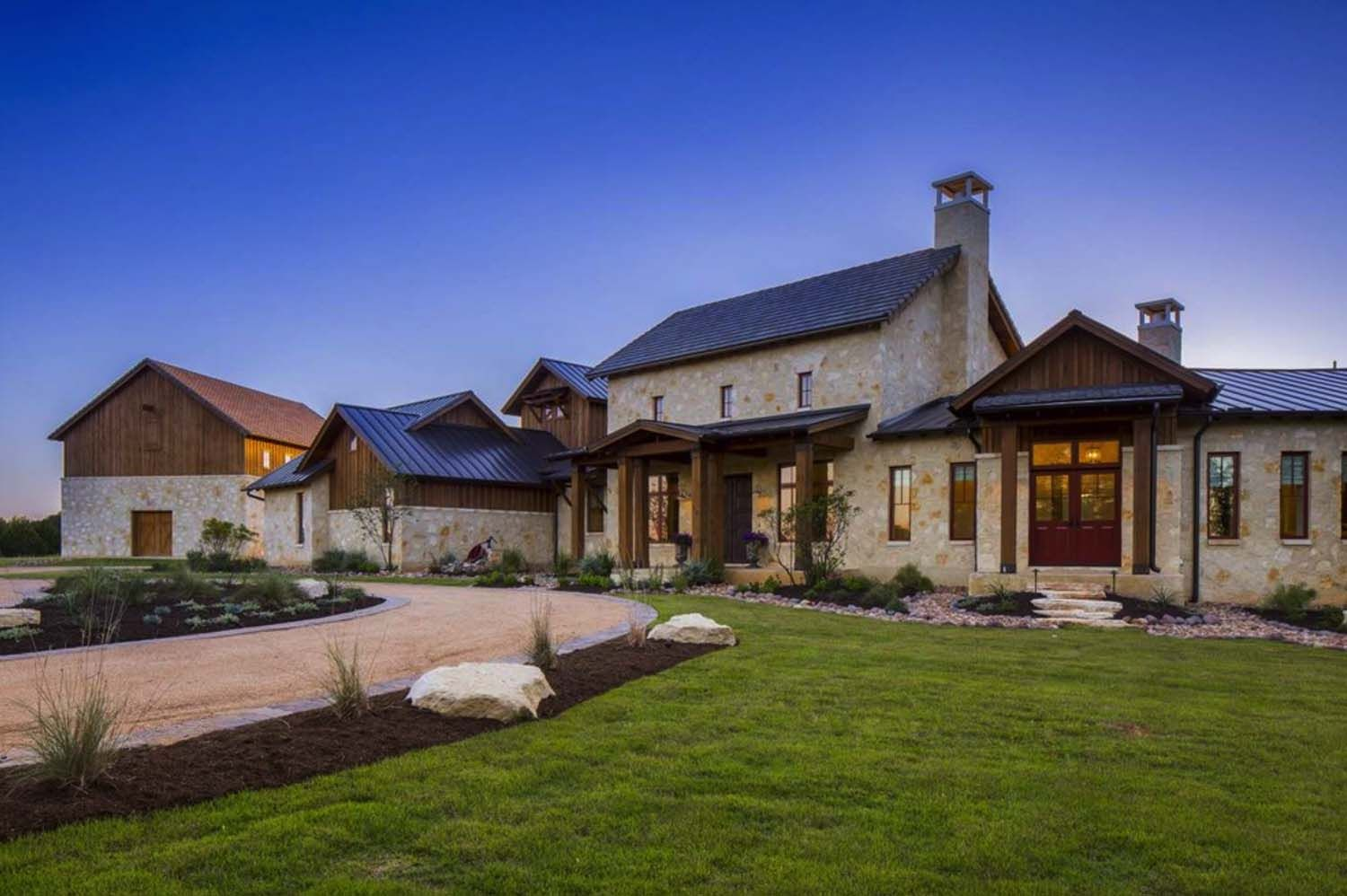 Fabulous contemporary twist on the traditional Texas ...