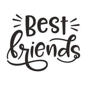 Best Friends Friends Font Best Friend Drawings Friend Logo