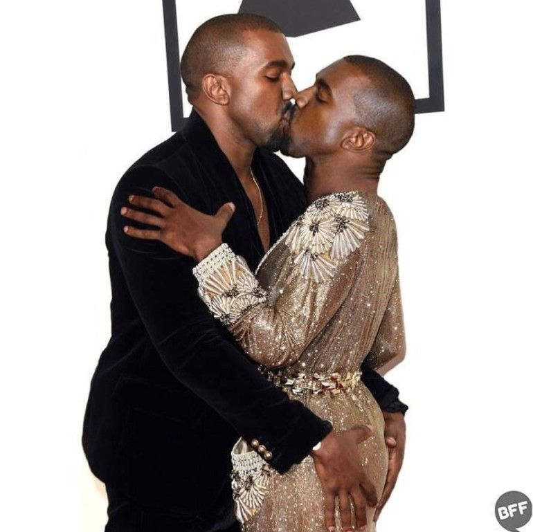 Kanye West Wants This Photo Removed From The Internet So Share