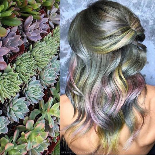 Wedding Hairstyles Examples: The Latest Hair Trend Is Inspired By Your Garden