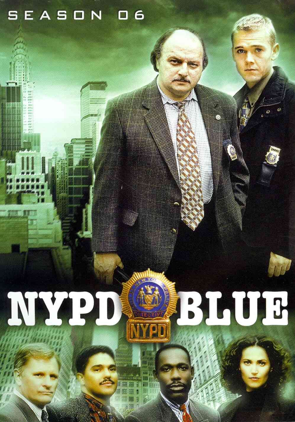 The sixth season of NYPD BLUE makes way for the arrival of ...