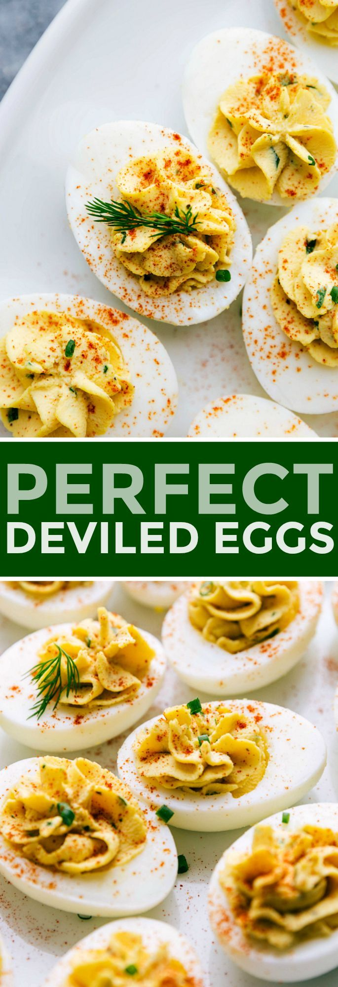 Deviled Egg Recipe {Step-by-Step Photos} | Chelsea's Messy Apron