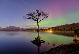 Loch Lomond, Argyll and Bute, Scotland — by Chris Marr