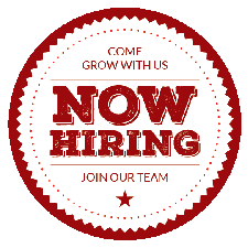 Come Join Us How To Be Outgoing We Are Hiring Helping People