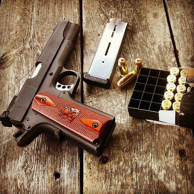 Springfield Range Officer .45 a masterpiece of firepower XD