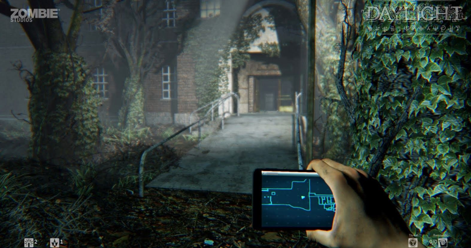 Daylight twitch viewers can interact with horror game