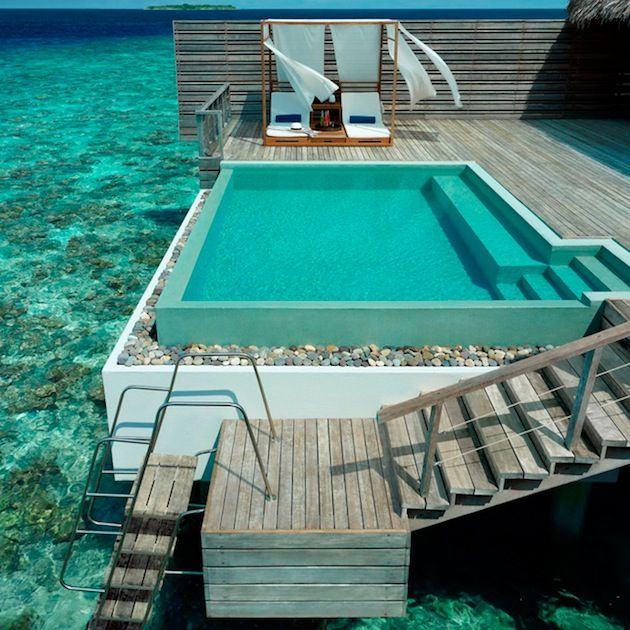 Nine Overwater Bungalows To Escape Your Winter Blues