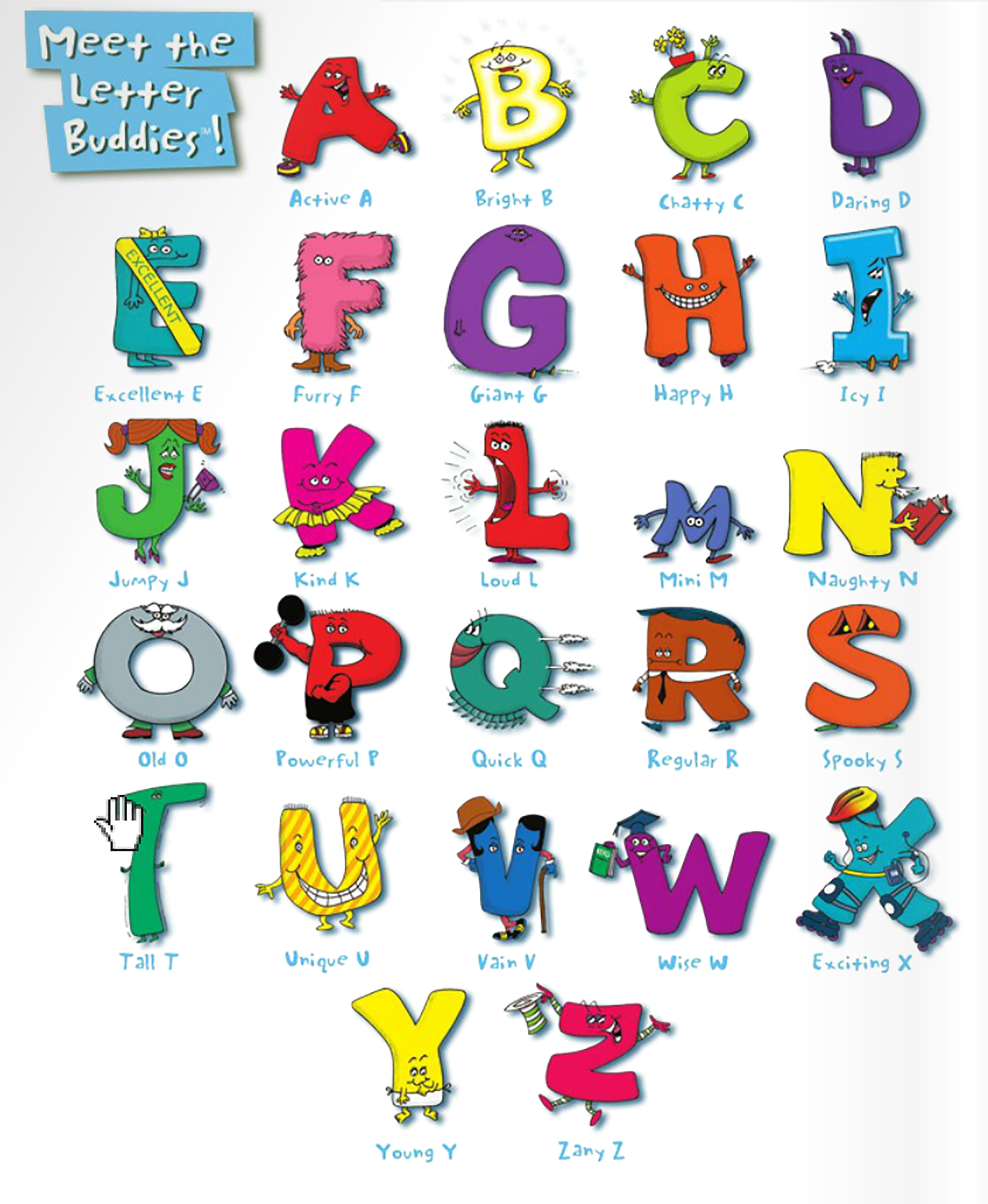 Make Your Own Letter Bud S