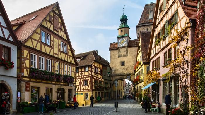 Platz 6 Rothenburg ob der Tauber