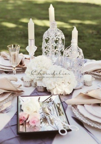 Floral & Decor - Vancouver Wedding Event Decor | Chandelier Wedding & Event Decor