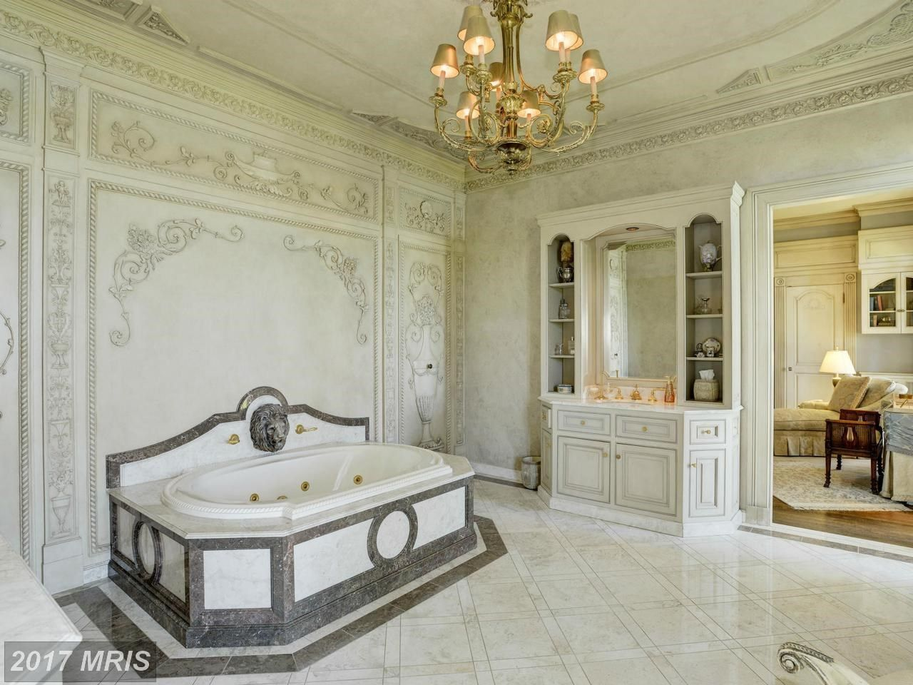 Pin on Elegant Rooms in Homes for Sale