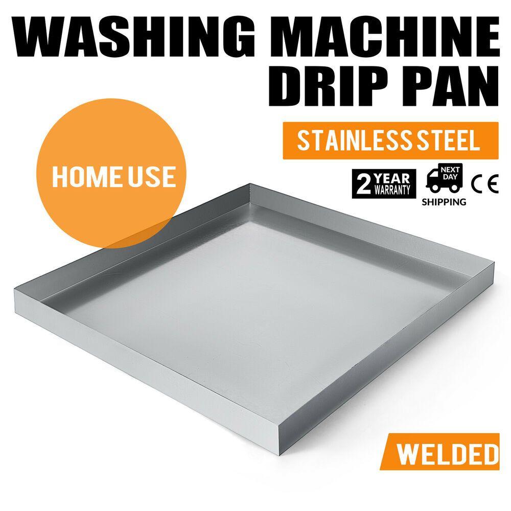 Washing Machine Drip Pan With Drain