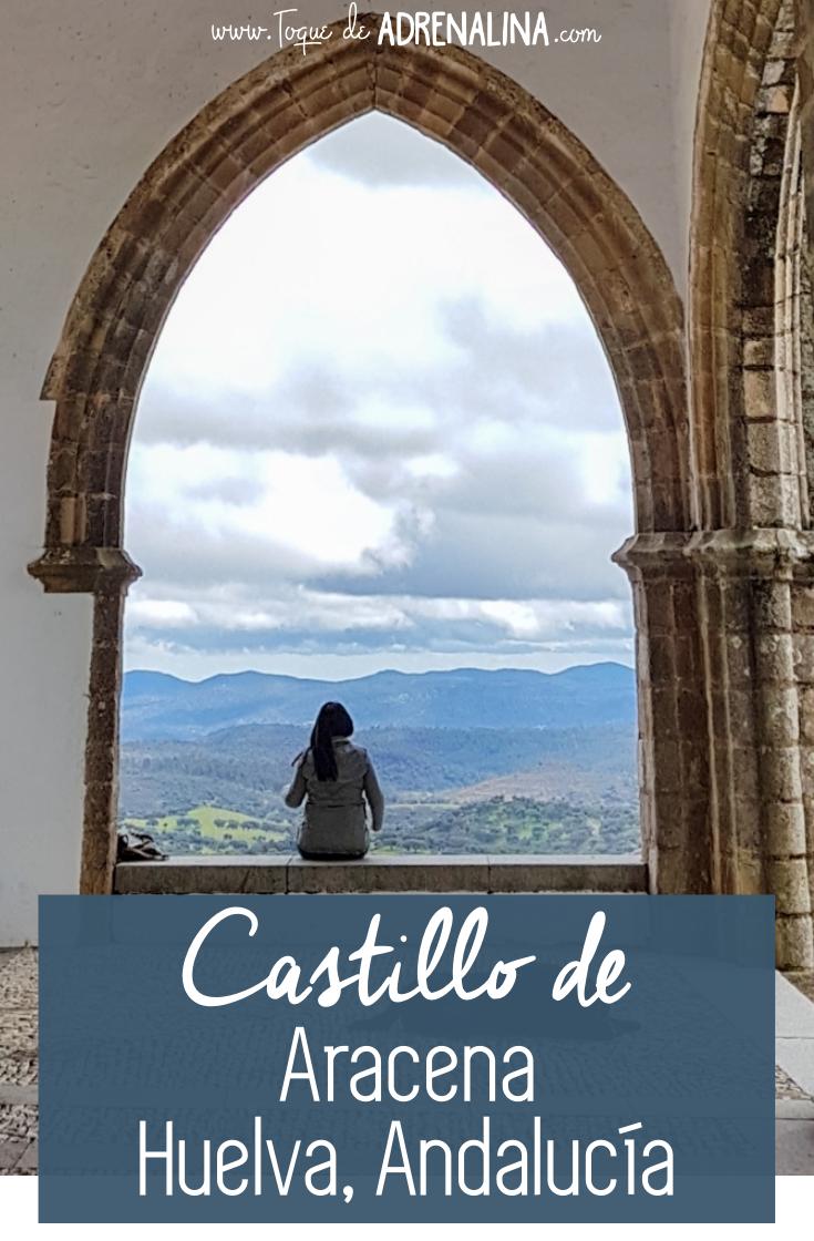 Sierra de Aracena es un destino que lo tiene todo: Gastronomía, Cultura y Naturaleza. Su castillo en la cima de la colina nos hace disfrutar de paisajes maravillosos e imaginarnos ¡cuentos de dragones y princesas! . .  #aracena #huelva #andalucia #sierradearacena #turismodeaventura #ecoturismo #turismodenaturaleza #castillos #blogenespañol #parejaviajera #roadtrip #naturalezaespaña #turismoespaña #naturaleza
