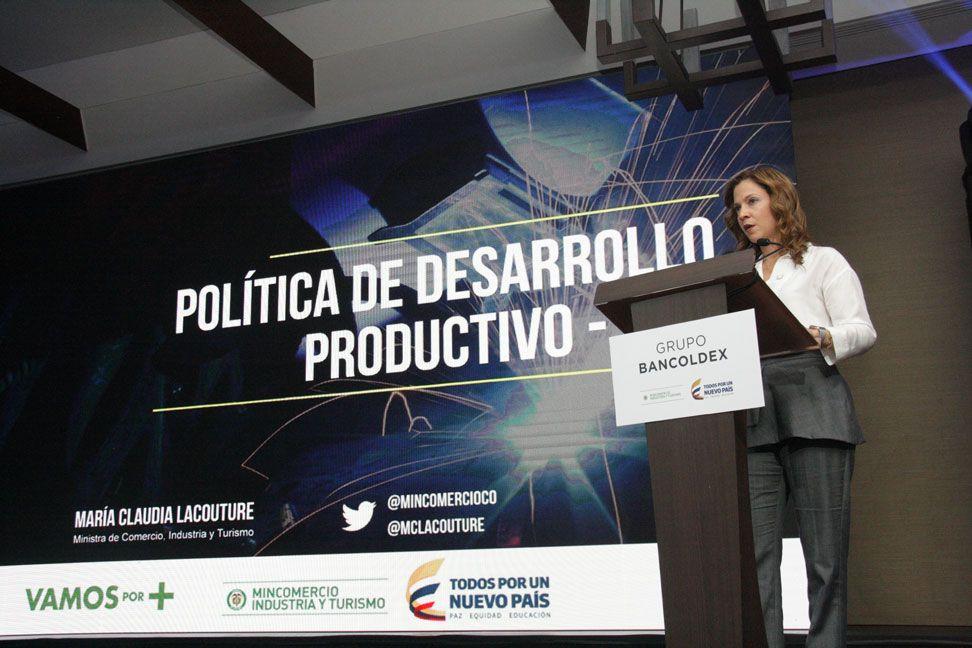 Leasing Bancoldex, organización del Grupo Bancóldex, presentó en Bogotá su nueva marca -Arco- y una estrategia renovada que se enfoca en atender a las pymes en crecimiento, es decir a las empresas que venden entre 5.000 y 50.000 millones de pesos al año.