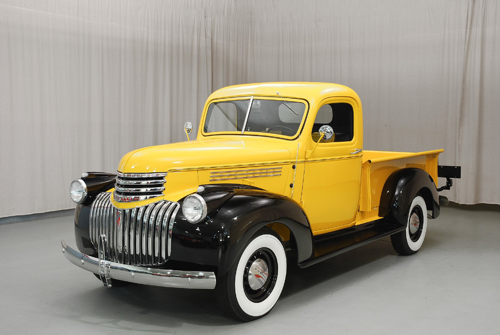 1946 Chevrolet 1/2 Ton Pick Up | Classic Cars | Hyman LTD