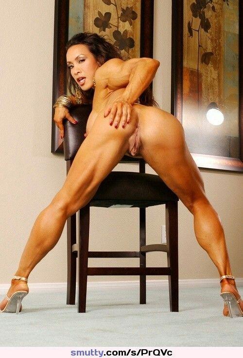 Nude masino muscle denise girl